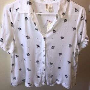 Japna French Bulldog Shirt